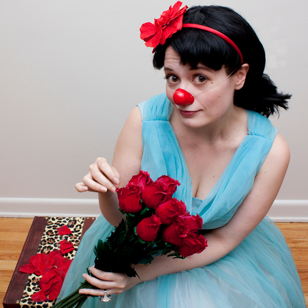 unADULTeRATED LOVE - Rachelle Fordyce - Edmonton Fringe 2014 - 600px by 600px