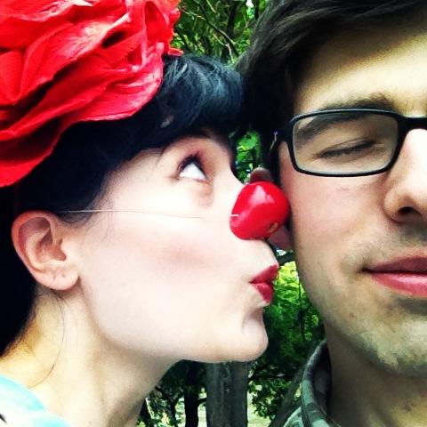 Fizzy clown kiss