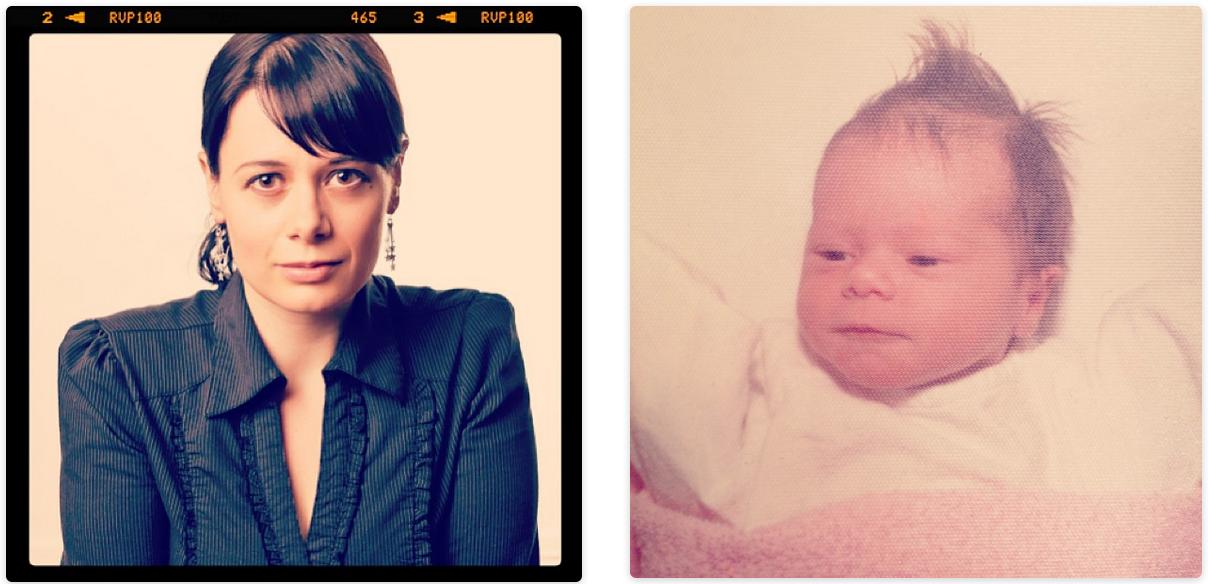 Human Baby Project - Adult & Baby Rachelle
